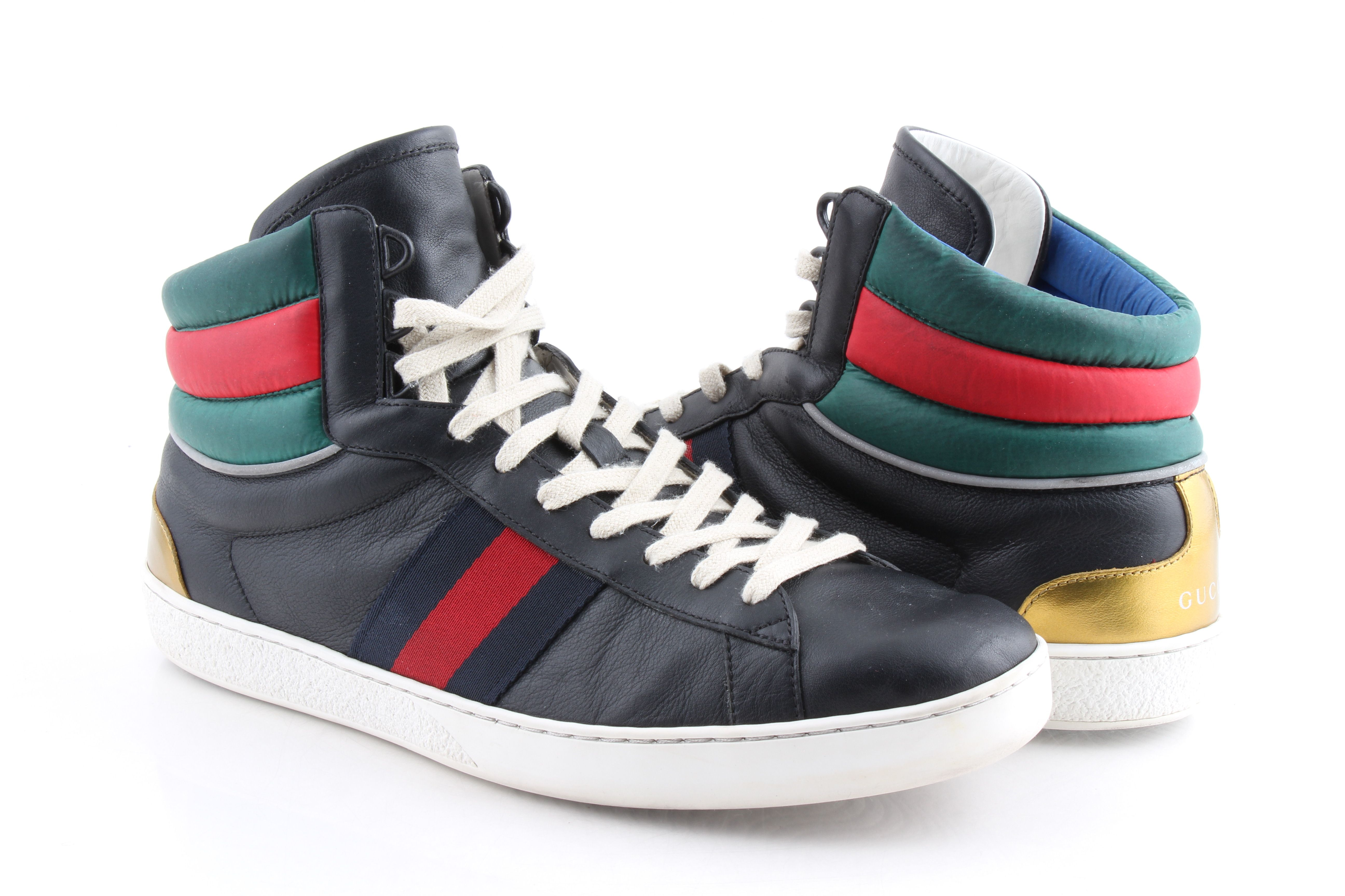 gucci high top ace