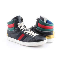 Gucci Ace High-top Sneakers