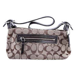 "Coach Shoulder Bag 9""l X 5""h X 4""w"