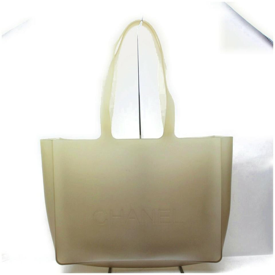 Tote Clear Translucent Bag 872449