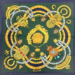 Hermes Kosmima Square Silk Scarf