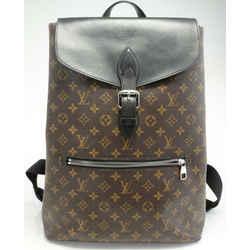 Louis Vuitton Monogram Macassar Canvas Palk Backpack