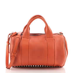 Rocco Satchel Leather