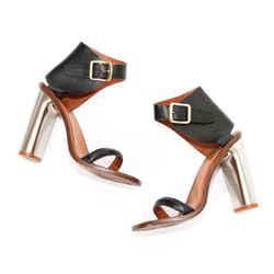 Celine Block Heel Sandal