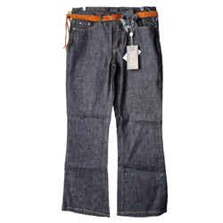 Versace Gianni Flare Leg Jeans- Size: 29 (6, M)