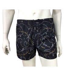 Monogram Chain Tools Swim Shorts