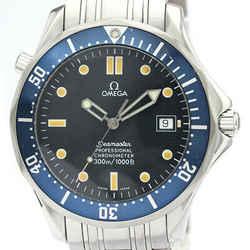 Polished OMEGA Seamaster Professional 300M Automatic Mens Watch 2531.80 BF515725