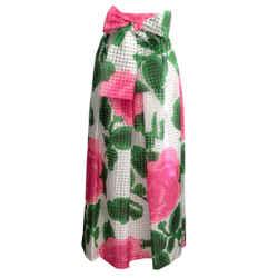 Tory Burch Nantucket Floral Daniella Skirt