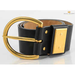 Tom Ford D Ring Needle Point Waist Belt Size 36