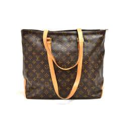 Louis Vuitton Cabas Mezzo Monogram Canvas Shoulder Tote Bag LT635