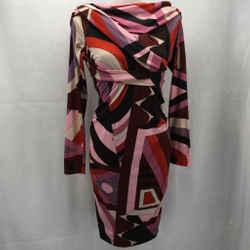 Emilio Pucci Red Vintage Dress 14