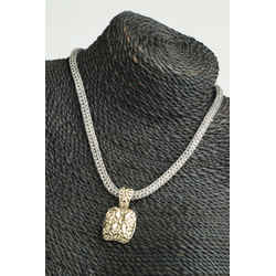 John Hardy Necklace with Charm