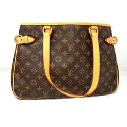 Louis Vuitton Monogram Batignolles Horizontal Shoulder Tote Bag