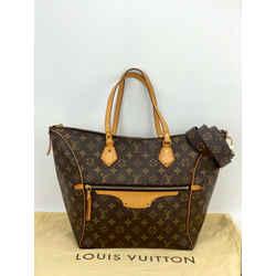 Louis Vuitton Tournelle Monogram MM Hand shoulder Tote Bag M44023 A531