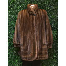 Givenchy Size Medium Brown Furs