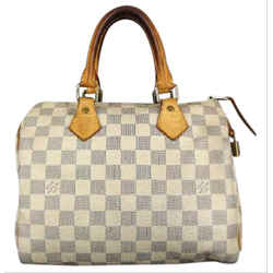 Louis Vuitton Damier Azur Speedy 25 213370