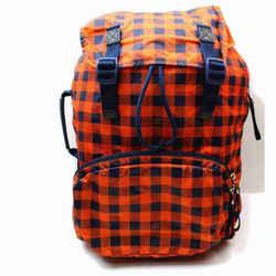 Louis Vuitton Orange Damier Masai Nylon Adventure Backpack 861186