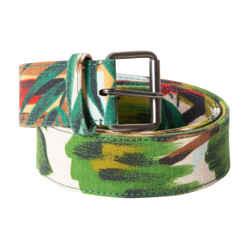 Marni Canvas Belt