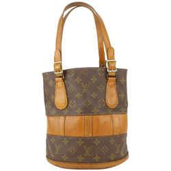 Louis Vuitton Monogram Marais Bucket Petite Small Tote bag 180lv82