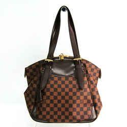 Louis Vuitton Damier Verona MM N41118 Shoulder Bag Ebene BF518208