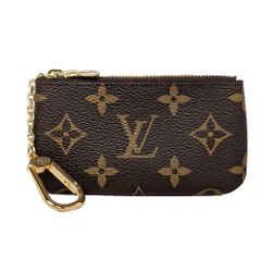 Louis Vuitton Monogram Key Pouch Wallet Key Cles