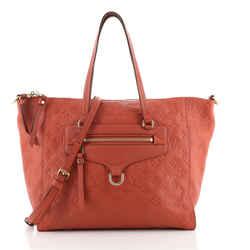 Lumineuse Handbag Monogram Empreinte Leather PM