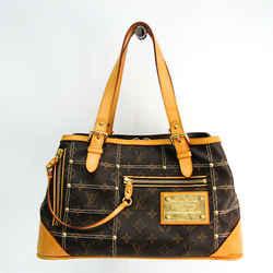 Louis Vuitton Monogram Rivet M40140 Women's Tote Bag Monogram BF516012