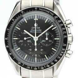 Polished OMEGA Speedmaster Professional Steel Moon Watch 3590.50 BF515961