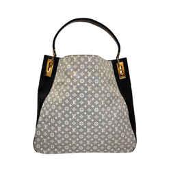 Louis Vuitton Monogram Idylle RendezVous PM Black Shoulder Tote Bag