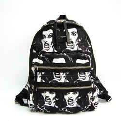 Marc Jacobs MARIA CALLAS PRINTED BIKER Back Pack M0008300 Women's Polye BF516007