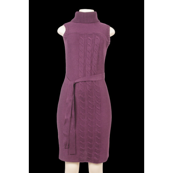 Calvin Klein Turtleneck Sweater Dress