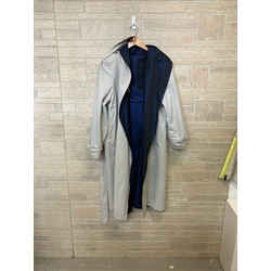 Max Mara Reversible Rain Coat