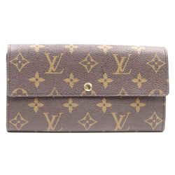 Louis Vuitton Monogram Vintage Sarah Long Zipper Wallet