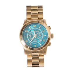 Michael Kors Oversized Gold-toned Watch