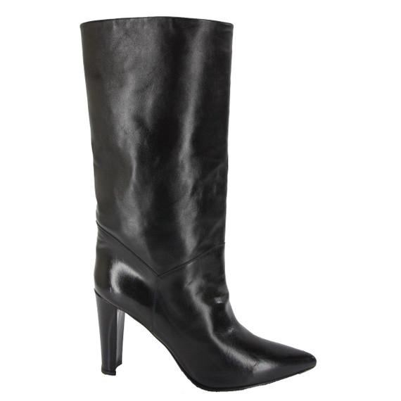 Stuart Weitzman Chamber Mid Calf Pointed Toe High Heel Boots Sz 6 New $595