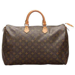 Louis Vuitton Large Monogram Speedy 40 Boston GM  860899