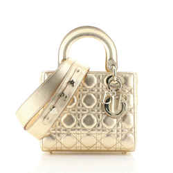 My ABCDior Lady Dior Bag Cannage Quilt Lambskin
