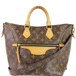 Louis Vuitton Tournelle Pm Monogram Canvas Shoulder Handbag Brown