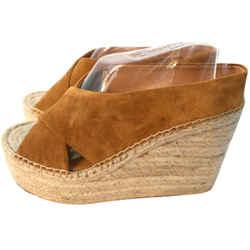 Sigerson Morrison Wedge Sandal