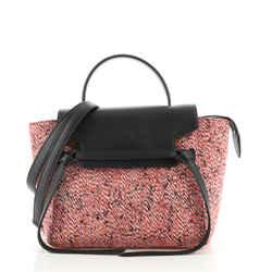 Belt Bag Tweed Mini
