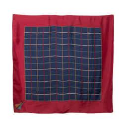 Burberry Vintage Silk Scarf
