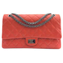 Chanel 2.55 Reissue Orange Caviar Leather