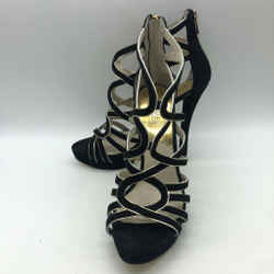 Michael Kors Black Cage Heel 11