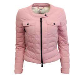 Moncler Pink Grenoble Coat