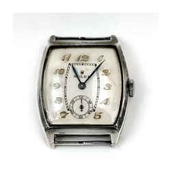 Rolex Ulltra Rare Antique Art Deco Ref 1398 28.5mm Men's Watch 863483