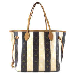 Louis Vuitton Neverfull Mm Monogram Rayures Canvas