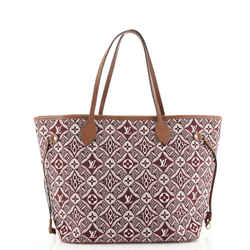 Neverfull NM Tote Limited Edition Since 1854 Monogram Jacquard MM