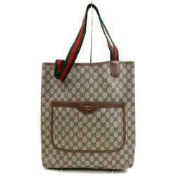 Gucci 872118 Supreme GG Web Large Shopping Tote
