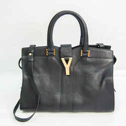 Yves Saint Laurent Cabassick 370699 Women's Leather Handbag,Shoulder Ba BF532119
