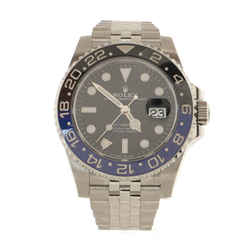 Oyster Perpetual Date GMT-Master II Batman Automatic Watch Stainless Steel and Cerachrom 40